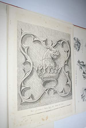 Details of Gothic Wood Carving: Crallan, Franklin A