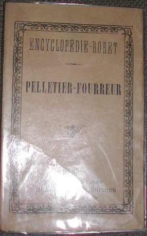 Nouveau manuel du pelletier-fourreur.: MAIGNE (M.P.)