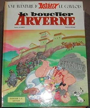 Une aventure d'Asterix le gaulois: le bouclier: BANDE DESSINEE] GOSCINNY