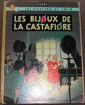 Les aventures de Tintin. Les Bijoux de: BANDE DESSINEE] HERGÉ