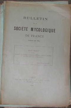 Notes pathologiques végétales (mildiou, blac-rot, rouilles).: GRIFFON MAUBLANC
