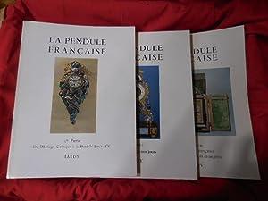 La pendule française des origines à nos: TARDY
