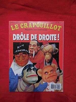 LE CRAPOUILLOT-Nouvelle série: 1967-1996-N° 112. Drôle de: COLLECTIF (Directeur: Roland