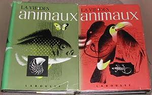 La vie des animaux.: BERTIN (Léon)