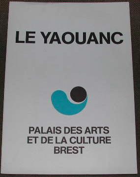 Le Yaouanc.: CATALOGUE D'EXPOSITION