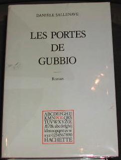 Les portes de Gubbio.: SALLENAVE (Danielle)