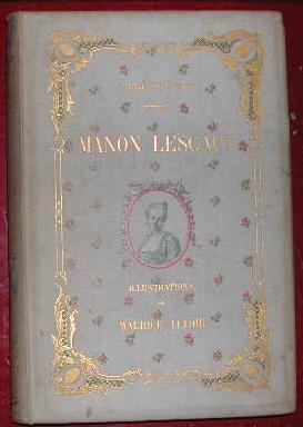 Manon Lescaut.: PRÉVOST (Abbé)