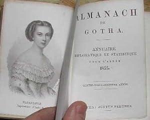 Annuaire diplomatique et statistique, pour l'année 1859.: LIVRES ANCIENS] ALMANACH