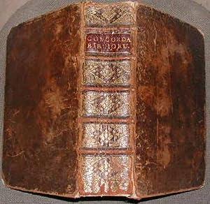 Sacrorum bibliorum vulgatae editionis concordantiae ad recognitionem: LIVRES ANCIENS] LUCA