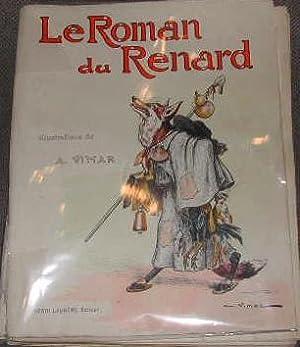 Le roman du renard.: ANONYME