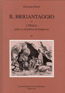 IL BRIGANTAGGIO O L'ITALIA DOPO LA DITTATURA: ODDO GIACOMO