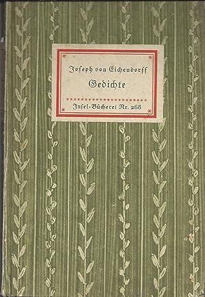 Gedichte.: Eichendorff, Joseph von: