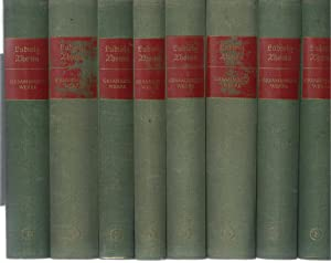 Gesammelte Werke. Neue erweiterte Ausgabe in acht Bänden. Mit einer Einführung von Johann Lachner. ...