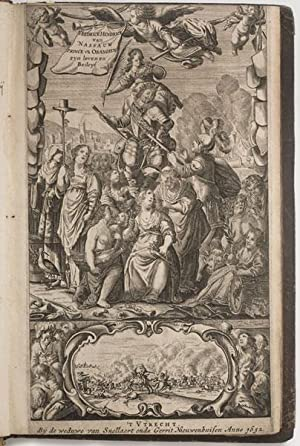 Fredrick Hendrick Van Nassauw Prince Van Orangien: COMMELIN, Isaac.