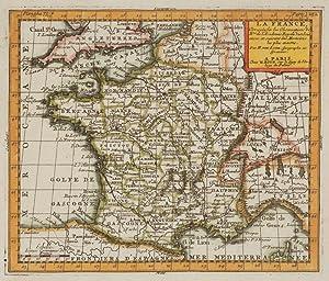 La France, Dressee sur les Observations de: BION, Nicolas.