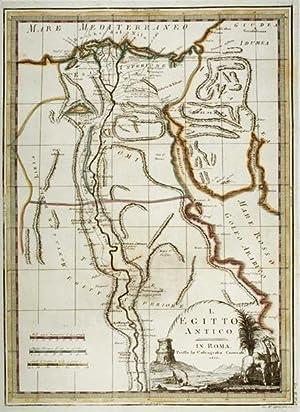 L'Egitto Antico.: CASSINI, Giovanni Maria.