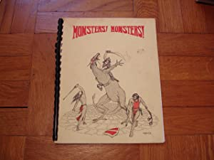 Monsters! Monsters! A Fantasy Game Providing Equal Time for the Monsters Second Edition.: St. Andre...