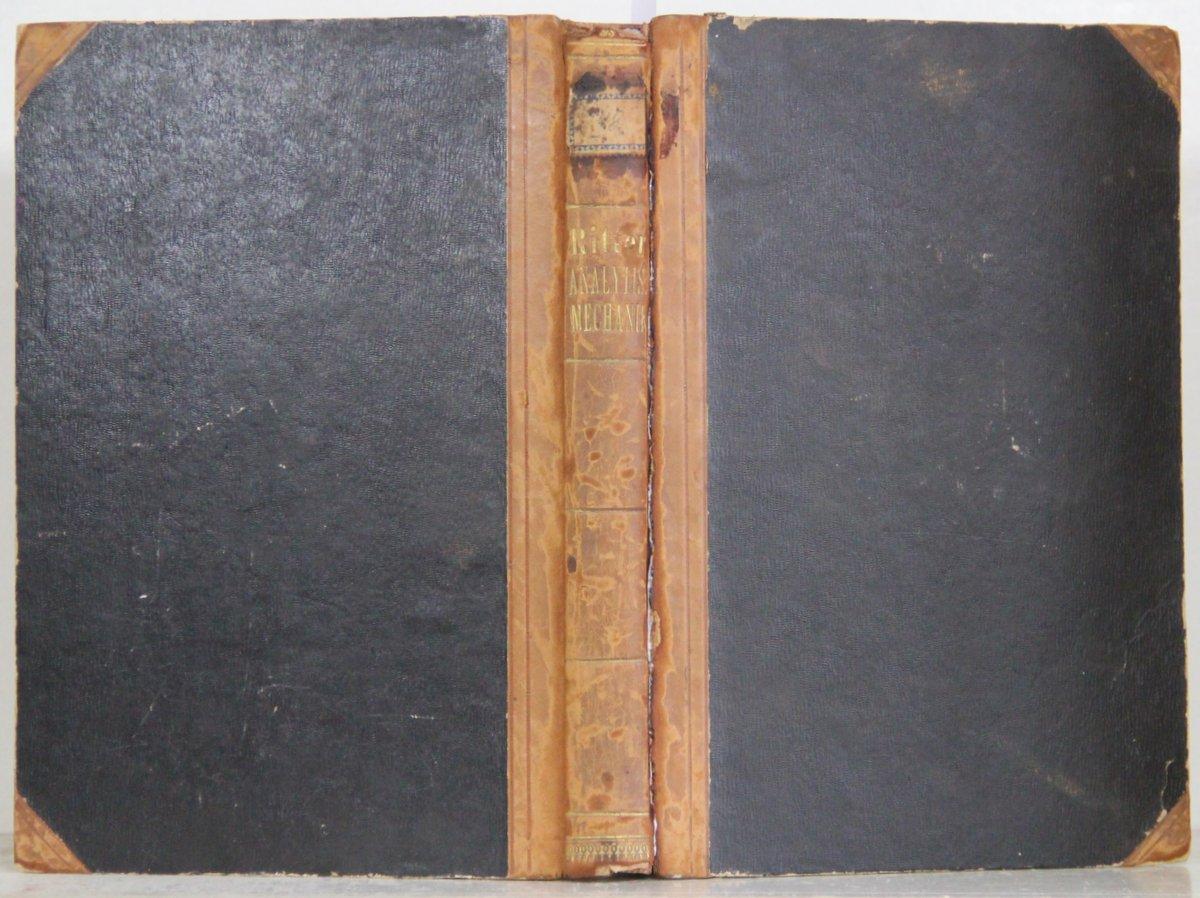 Lehrbuch der analytischen Mechanik (= Lehrbuch der: Ritter, A.: