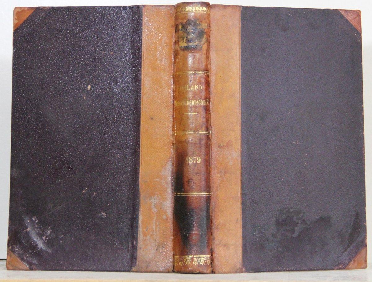 Jahrbuch über die Erfindungen und Fortschritte auf: Uhland, W. H.