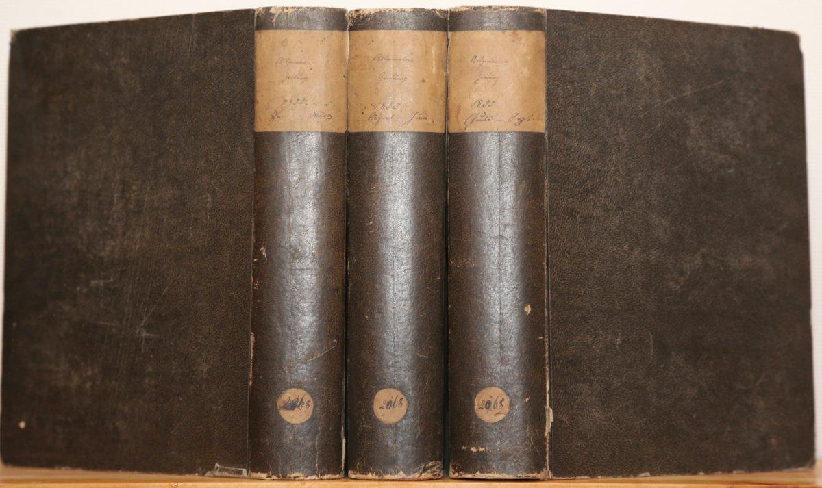Jahrgang 1850. 1. - 3. Quartal in: Allgemeine Zeitung: