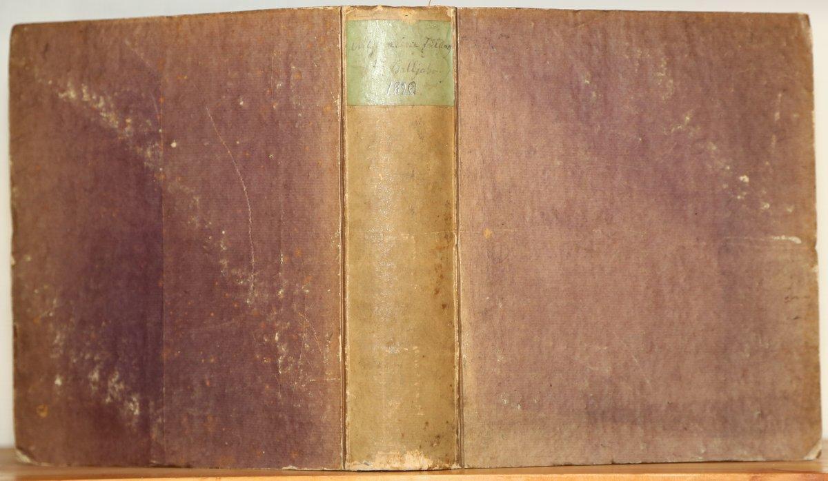 Jahrgang 1820, erstes Halbjahr. 2 Quartale in: Allgemeine Zeitung: