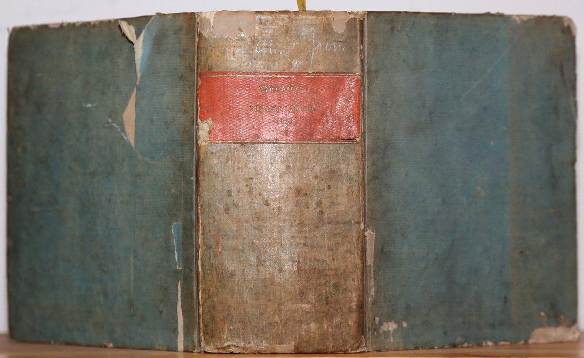 Jahrgang 1831, erstes Halbjahr. 2 Quartale in: Allgemeine Zeitung: