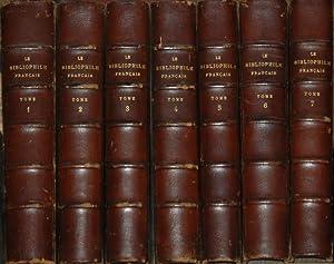 Gazette illustrée des amateurs de livres, d'estampes: Le Bibliophile Francais: