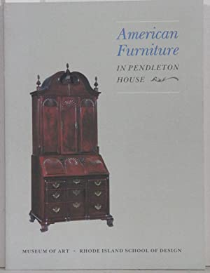 American furniture in Pendleton House.