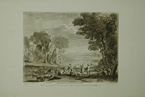 Landscape. From the original drawing in the: Earlom, Richard (1743-1822):