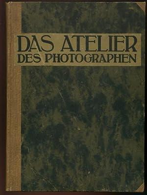 Das Atelier des Photographen. Allgemeine Photographen-Zeitung und: Miethe, A. und