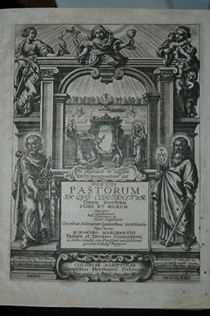 Hortus Pastorum. In Quo Continetur Omnis Doctrina: Marchantius, Jacobus (1587-1648):