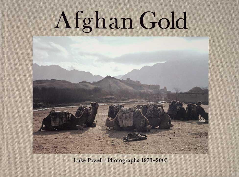 Afghan Gold. Photographs 1973-2003. 2 Bände. Powell, Luke. Softcover