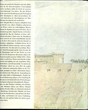 DEUTSCHE BAUEN IN ATHEN.: Russack, Hans Hermannn