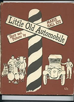 LITTLE OLD AUTOMOBILE: Ets, Marie Hall