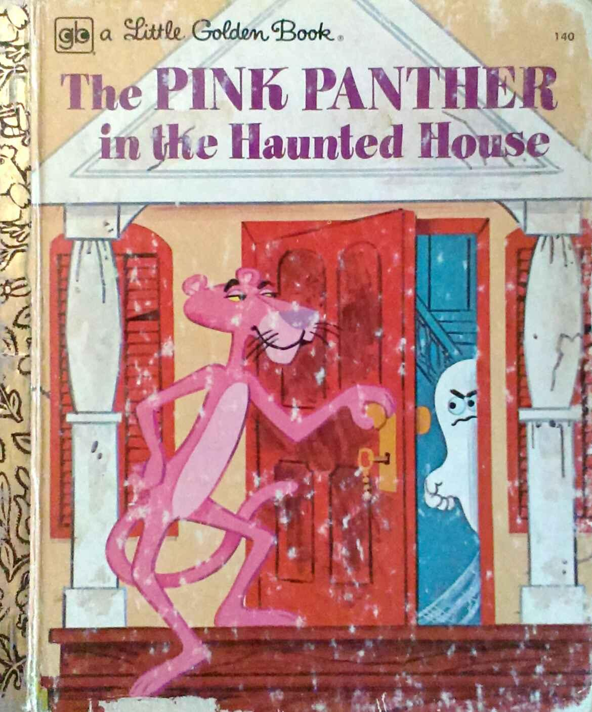 The Pink Panther in the Haunted House by Graham, Kennon: Western