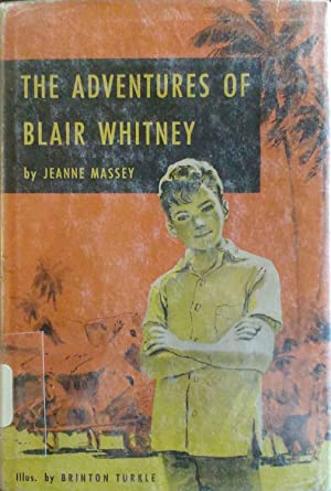 The Adventures of Blair Whitney: Massey, Jeanne