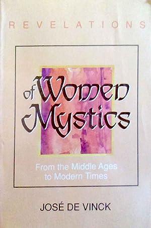 Revelations of Women Mystics from Middle Ages: De Vinck, Jose