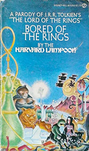 Bored of the Rings: Beard, Henry N.,