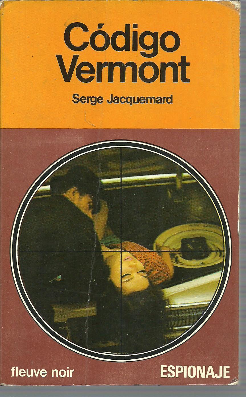 CODIGO VERMONT - SERGE JACQUEMARD