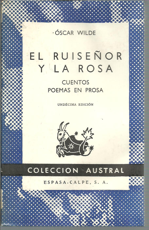 Libro El Ruiseñor Y La Rosa Y Otros Cuentos - Libros