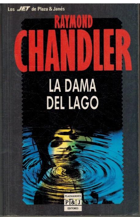LA DAMA DEL LAGO de RAYMOND CHANDLER: Bueno BLANDA BOLSILLO ...