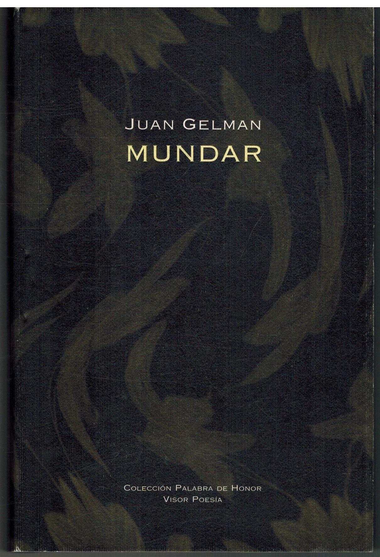 MUNDAR - JUAN GELMAN