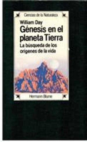 GENESIS EN EL PLANETA TIERRA: WILLIAM DAY