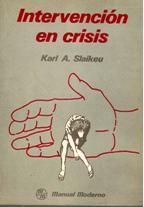 Descargar libro intervencion en crisis slaikeu