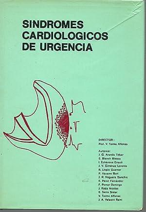 SINDROMES CARDIOLOGICOS DE URGENCIA: V TORMO ALFONSO