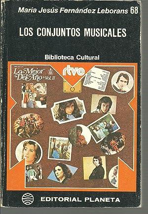 LOS CONJUNTOS MUSICALES: MARIA JESUS FERNANDEZ