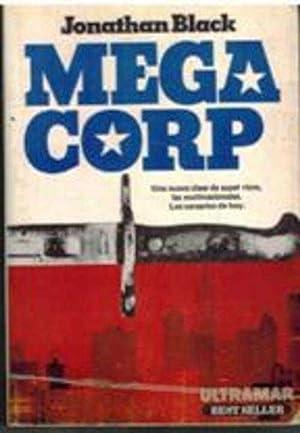 MEGACORP: JONATHAN BLACK