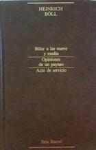 NARRATIVA COMPLETA II (SUMMA LITERARIA 25): HEINRICH BOLL