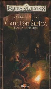 LA VENGANZA ELFA. LOS ARPISTAS. VOLUMEN 1: ELAINE CUNNINGHAM