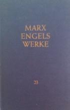 WERKE BAND 23: MARX / ENGELS